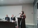 Выступление специалистов ТЕХНОС-М+ на семинаре выставки SFITEX 2014