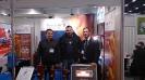 Партнеры и соэкспоненты ТЕХНОС-М+ на выставке SFITEX 2014-руководство компании Антарес
