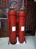 Установка газового пожаротушения на базе модулей МГП