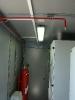 Система газового пожаротушения ТЕХНОС-М+в контейнере автономного источника питания